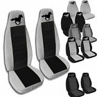 2011 to 2014 Ford Mustang Seat Covers fits a Coupe or Convertible and any GT