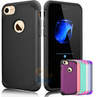 2016 Hybrid Shockproof Slim Rubber Hard Case Cover for Apple iPhone 7 / 7 Plus