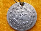 (1) VARIOUS VINTAGE COINS AUSTRALIAN FRENCH SWEDEN INDIA ITALY USA NZ DENMARKFine Charms & Charm Bracelets - 140956