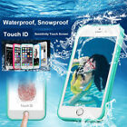 Waterproof Shockproof Hybrid Rubber Case Cover For Apple iPhone 6S 7 8 Plus 5 SE