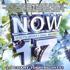 NOW THAT'S WHAT I CALL MUSIC 17 - Various Artists (CD, Nov-2004, EMI Music Dis