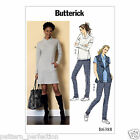 Butterick 6388 Sewing Pattern to MAKE Easy Misses' Top Dress Pants Vest