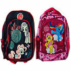 "My Little Pony Best Friends Rainbow Backpacks Girls School Bag 12"" Gift Rucksack"