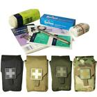 Viper Tactical First Aid Kit With Molle Pouch Camping Army Airsoft Cadet