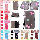 "For Apple iPhone 6/6S 4.7"" Finished DIY Case Anti-lost Strap PU Leather Cover"
