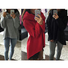 2016 New Fashion women's Hoodie Sweater Scarves Collar Casual Long-sleeved Shirt