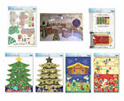 Pop Up,  3-D, Sticker and Self Build Advent calendars large and beautiful.