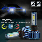 AUTOVIZION 9005 LED High Beam Conversion Kit 60w CREE 6000K 6K White Light Bulbs