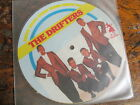 DRIFTERS Save The Last Dance 45 MAYBELLINE picture disc VG++ rock n roll
