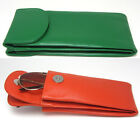 Double Leather Eyeglass Case
