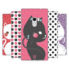 HEAD CASE DESIGNS CATS AND DOTS SOFT GEL CASE FOR XIAOMI PHONES
