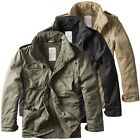SURPLUS RAW Vintage M65 Paratrooper Herren Winter Jacke Feldjacke U.S. Forces