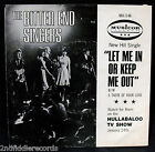 BITTER END SINGERS-Let Me In Or Keep Me Out-Promo Picture Sleeve-MUSICOR #1146