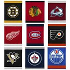 nEw NHL Hockey Logo WALL HANGING - Sports Team Jersey Room Accent Decor $29.99 USD on eBay