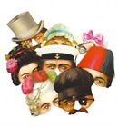 Party Masks for Photo Booth New Years Fancy Dress Accessory