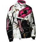 Castle X Womens Launch Realtree G4 Jacket AP Snow/Hot Pink sizes S-XL