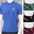 Trojan Records Limited Edition Skin Mod Tipped 2 Button Pique Polo Shirt (4 Colo