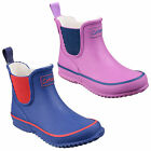 Cotswold Bushy Waterproof Kids Boys Girls Wellington Boot Rubber Wellies UK7.5-3