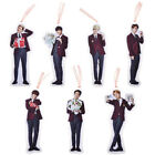 Kpop Star BTS Bookmark  Memo Label Kid Stationery Gift School Office Supplies