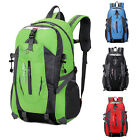 40L Large Waterproof Hiking Camping Bag Travel Backpack Outdoor Luggage Rucksack