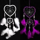 Chic Handmade Sweet Dream Catcher With Feathers Wall Hanging Decor Ornament Gift