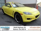 2004 Mazda Rx-8 Base Coupe 4-door 2004 Rx-8 Rotary 1.3l/80 6-speed Manual