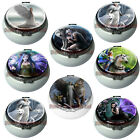Anne Stokes Design Trinket Box - Pill Jewellery - Fantasy Myth Magic Make Up