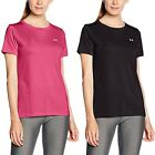 Under Armour Damen-Shirt UA HeatGear® Armour Sportshirt
