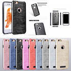 For Apple iPhone Samsung Galaxy Rhombus Heat Radiation PC+TPU Shell Case Cover