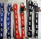 Paw Print Dog Lead and Adjustable Collar Set (for Small Dogs) Red, Blue or Black