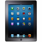 "Apple iPad 9.7"" 4th generation WiFi 32GB - Black (MD511LL/A)"