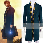 Fantastic Beasts and Where to Find Them Newt Scamander Cosplay Costume Suit Coat
