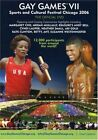 Gay Games VII DVD New Sealed! Sports LGBT Olympics Chicago 2006 athletic events