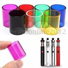 22x26.5mm Replacement Transparent Pyrex Glass Tube Tank Sleeve For Subvod Mega