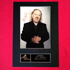 BILL BAILEY Mounted Signed Photo Reproduction Autograph Print A4 109