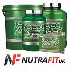 SCITEC NUTRITION 100% WHEY PROTEIN ISOLATE