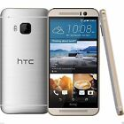 "3 Colors 5"" New Unlocked HTC One M9 32GB LTE Quad-Core Android Smartphone 20MP"