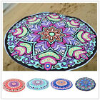 Hippie Round Mandala Tapestry Indian Wall Hanging Beach Throw Towel Yoga Mat NEW