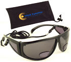 Bifocal Sunglasses Polarized Fishing Tinted Reading Glasses Sun Readers Golf Fly