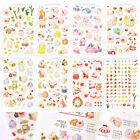 Molang Sticker Ver.4 Diary Planner Scrapbook Book Decor Decal Cute Tape 8 Sheets
