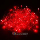 100 200 300 400 600 LED Fairy Lights Party Wedding String Christmas Tree Decor