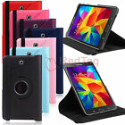 "For Samsung Galaxy Tab 4 Tab A 10.1"" Smart Rotating PU Leather Case T580/5 T530"