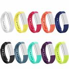 10-Pack Small/Large Replacement Wristband Band with Metal Clasps for Fitbit Alta