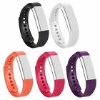 5 Pcs Small / Large Replacement Colorful Band with Metal Clasps for Fitbit Alta