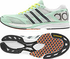 adidas Adizero Takumi Ren 3 Ladies Running Shoes - Green - Bundle