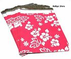 25 PINK ALOHA 10 X 13 MAILER POLY BAGS MAILING PLASTIC BAGS DESIGN 5