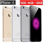 As New iPhone 6 6 PLUS 5s SPACE GRAY SILVER GOLD Factory Unlocked Smartphone