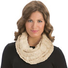 Faux Fur Infinity Winter Scarf, by Collections Etc