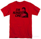 Star Trek - Next Generation - I'm Number One Apparel T-Shirt - Red
