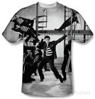 Elvis Presley - Jubilant Felons Apparel T-Shirt - Sublimate White